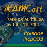 ikamcast Ken McGrath podcasting